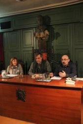 Presentación del libro de Pedro P. de Andrés. 3